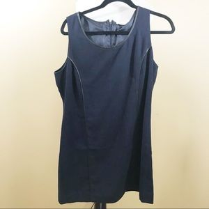 Olive & Oak Dress NWT Stitch Fix Navy with Black